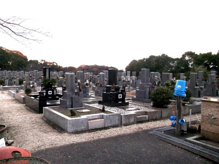 堺公園墓地の画像1