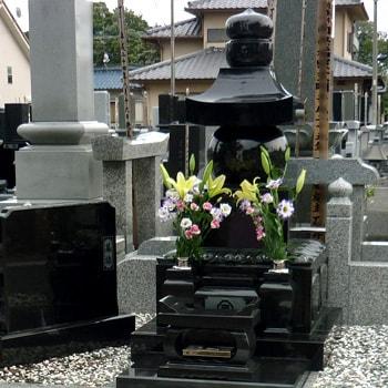 クンナム五輪塔の建立例